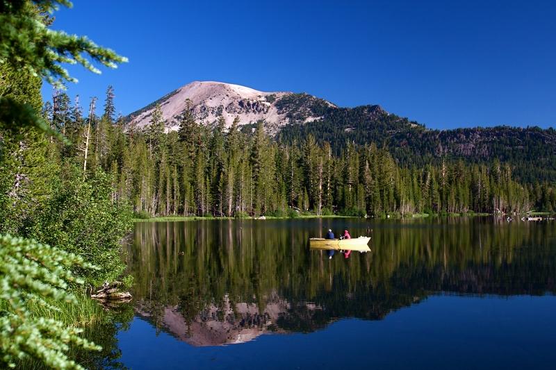 fishing in Mammoth Lakes- Crowley lake- Lake Mary California- Mono County